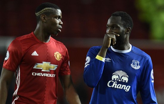 Lukaku reveals how Pogba convinced him to join Man Utd
