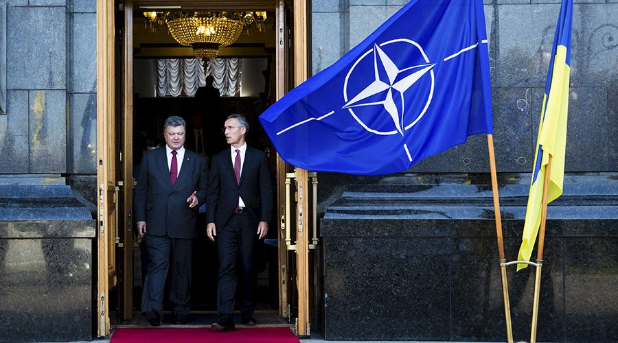 NATO membership - Ukraine's key foreign policy goal