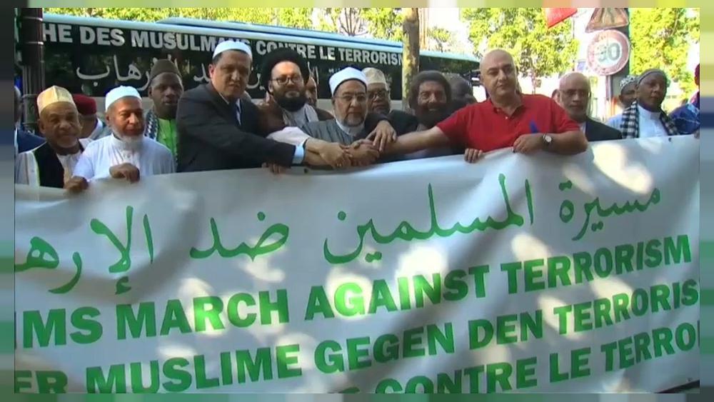 Muslim leaders arrive in Berlin on European tour against terrorism