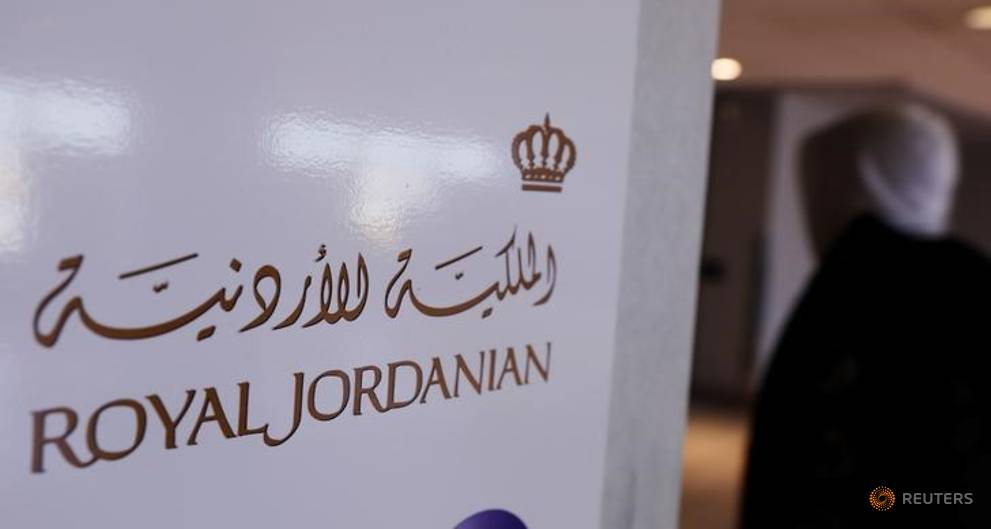 Middle East carrier Royal Jordanian says US laptop ban lifted