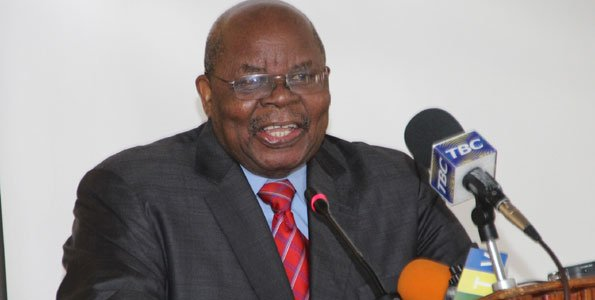 Mkapa lands in Chato for an official visit