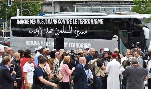 30 imam Eropah berhimpun tolak keganasan
