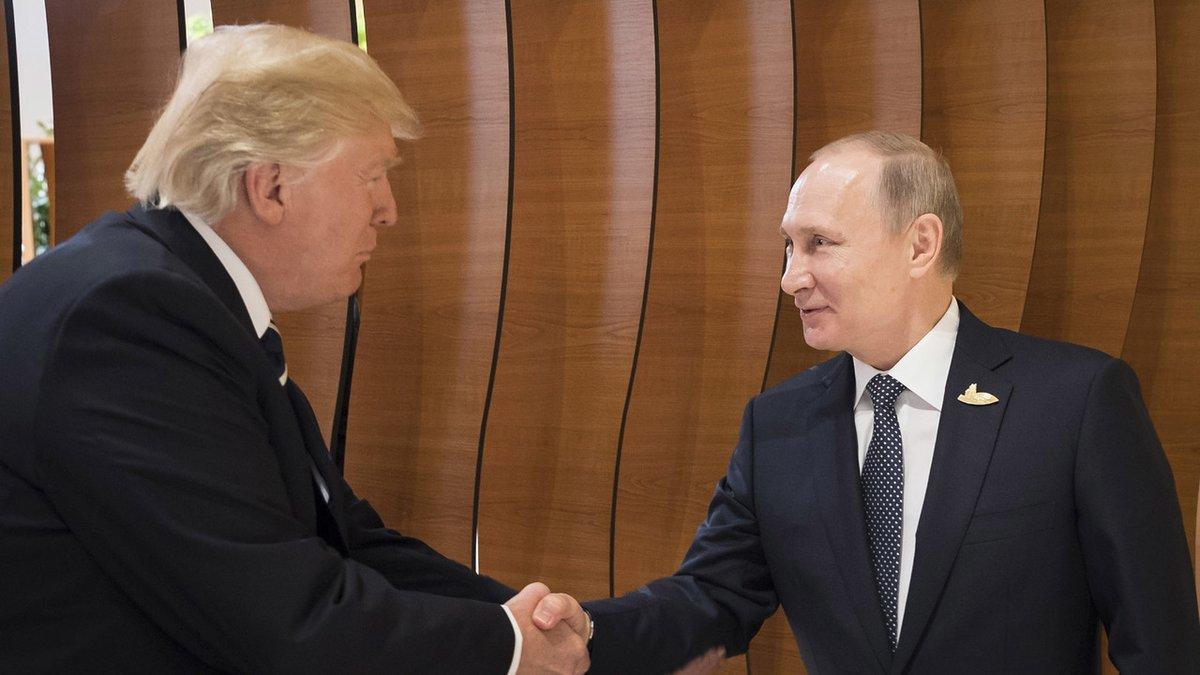Trump won't refute Putin, says cybersecurity team in works
