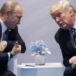 Trump says he wants to work with Russia on cyber security and protecting US elections