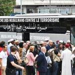 Muslim leaders rally in Berlin against terrorism