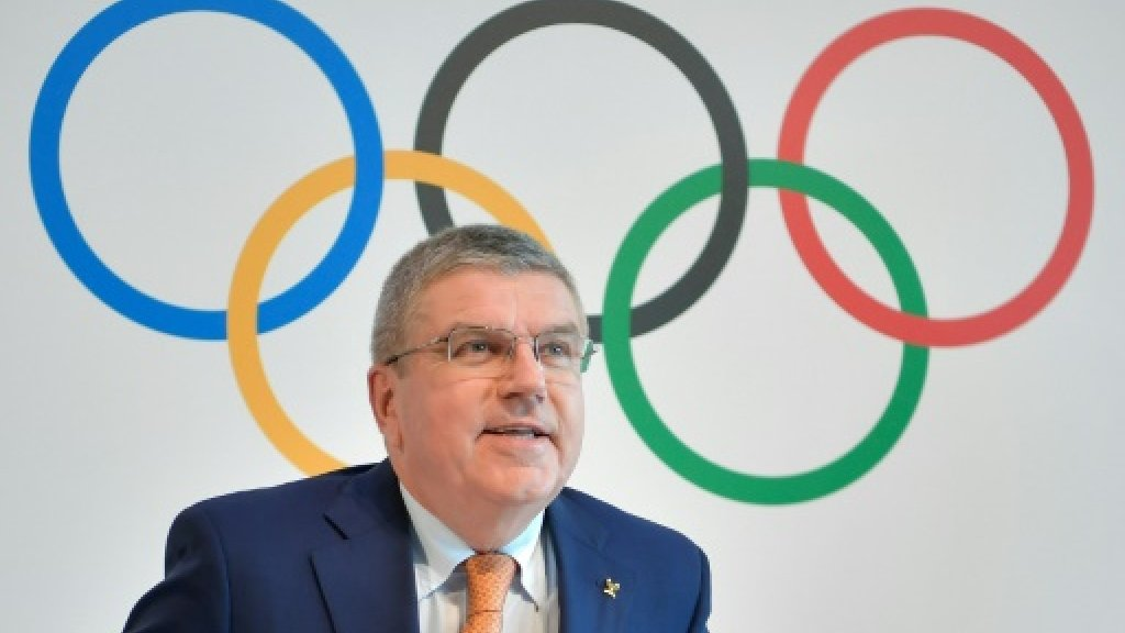 Olympics chiefs face 'important' decisions as vote looms: Bach