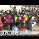 Gor Mahia kicked out of GOTV shield