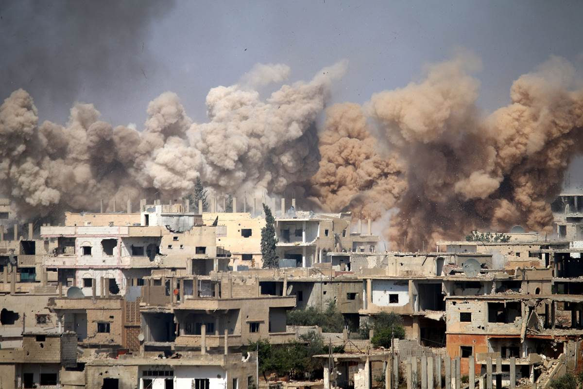 Syria cease-fire begins, but without ways to enforce the uneasy calm
