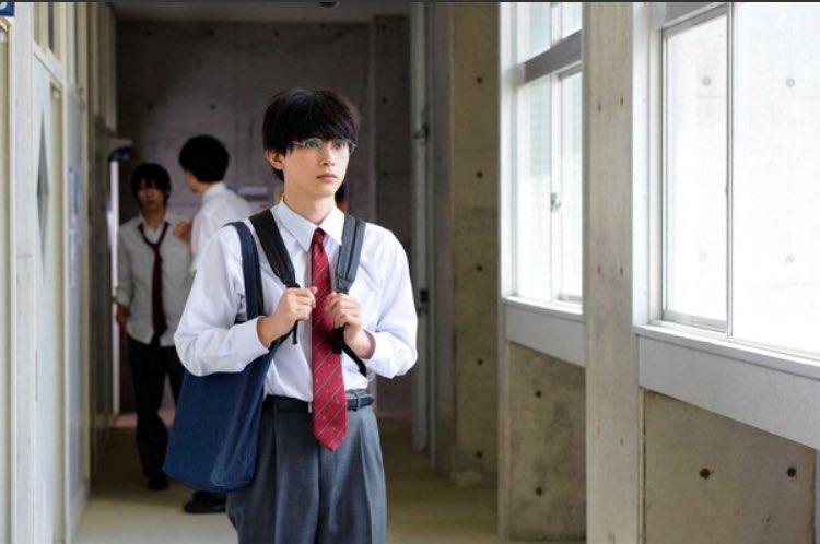 吉沢亮の地味な男子って本当にビックリするくらい地味だけど毎度のこと顔が綺麗すぎるパラドックス#あのコのトリコ #オオカミ