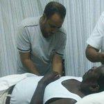 Raila Odinga hospitalised in Mombasa Hospital