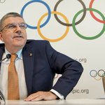 Los Angeles, Paris arrive for Olympic meetings; 2024 deal must wait