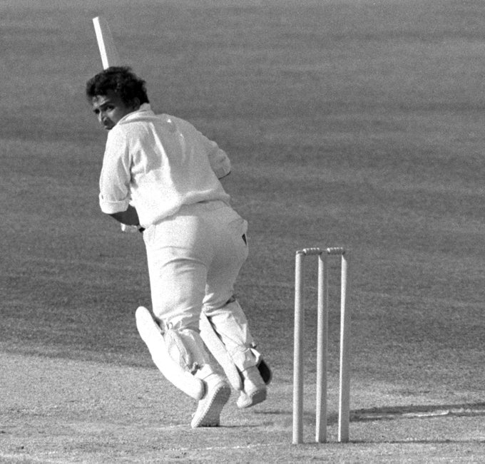 Happy birthday to the first man to 10,000 Test runs: Sunil Gavaskar