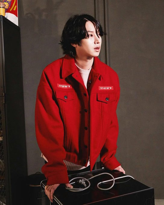 Happy birthday to our beautiful member Kim Heechul   God always loves you God bless you