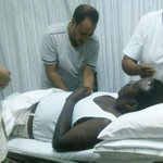 Raila rushed to hospital after suspected food poisoning