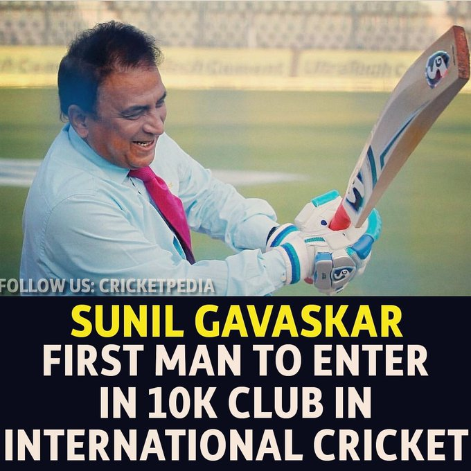 Happy Birthday Sunil Gavaskar...