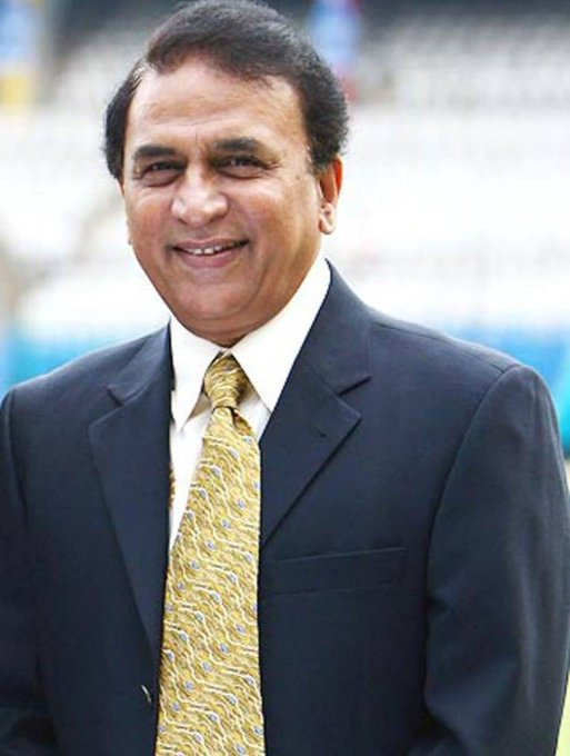 "HAPPY BIRTHDAY TO ""SUNIL GAVASKAR\"""