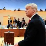 Trump resisting climate change action at G20