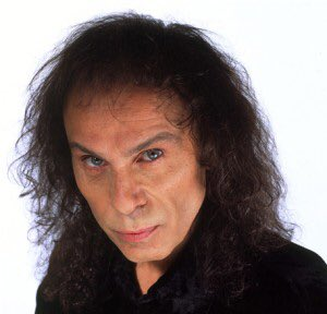 Happy Birthday to RONNIE JAMES DIO we are losing to many of the great ones music today sucks N.B.L.