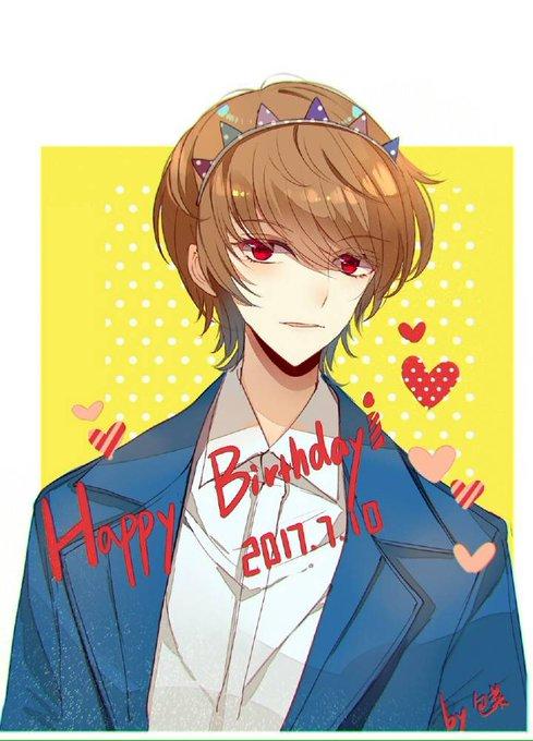 [Fanart] 170710 Happy Birthday Kim Heechul cr: