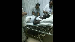 My condition was not critical - Raila Odinga says