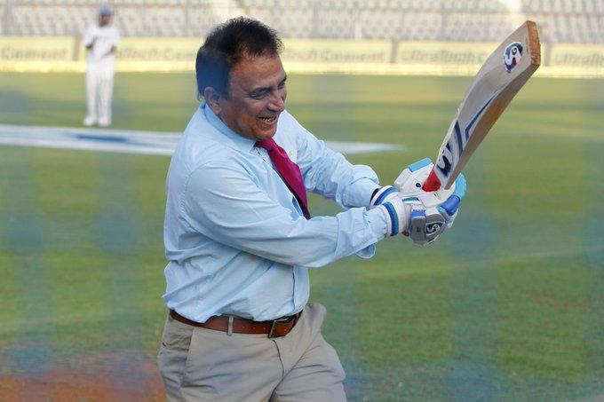 Here\s wishing the legend, Sunil Gavaskar a very happy birthday!