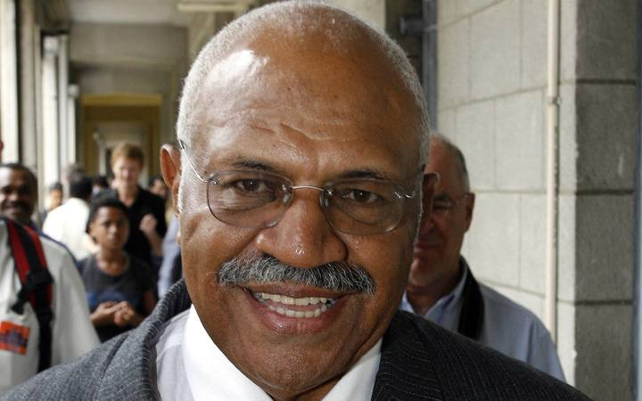 Fiji's Rabuka wants more budget support for cyclone victims