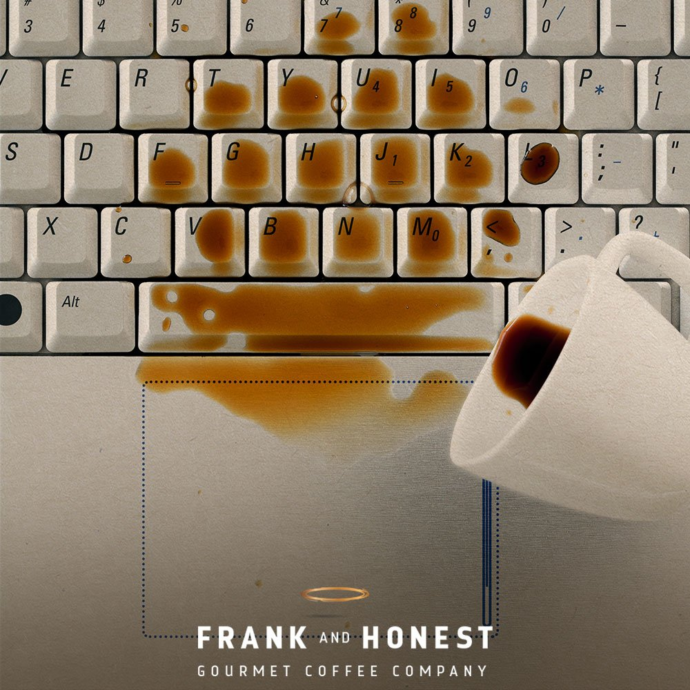 Be More Frank & Honest! Try Our New Coffee... https://t.co/UWCJUxa7d9