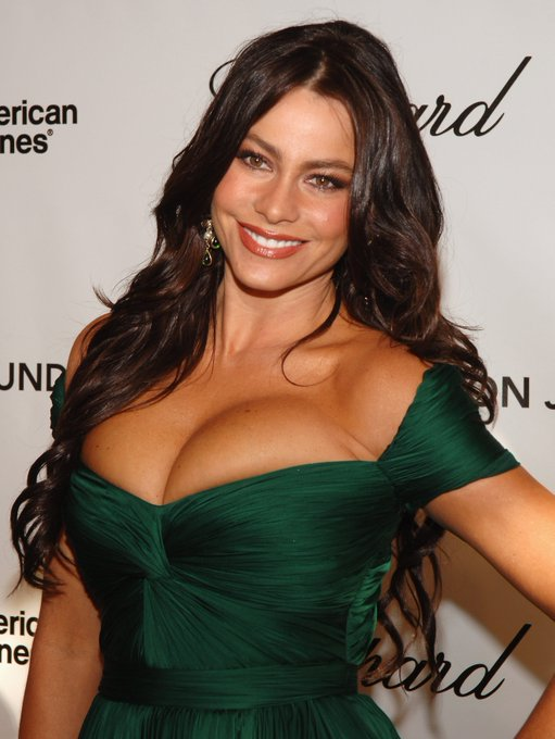 Happy Birthday to Sofia Vergara who turns 45 today!