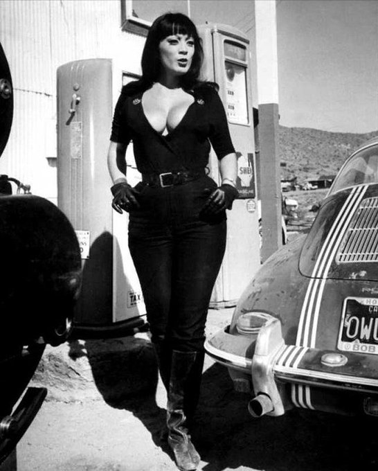 "Happy birthday to a true cult female icon, star of ""Faster Pussycat! Kill Kill!\"", the legendary Tura Satana (R.I.P)"