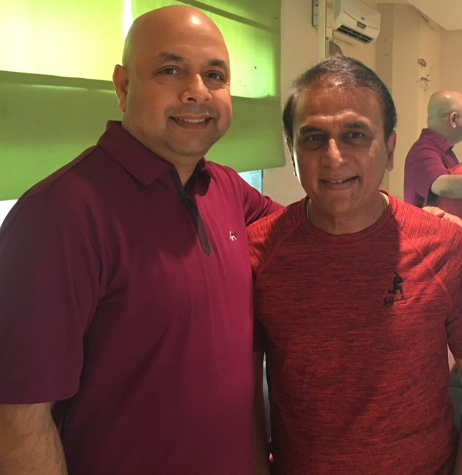 Happy Birthday to a cricketing legend I adore Sunil Gavaskar. Have a blessed year ahead.