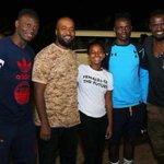 Hassan Joho hail praises to Kenya captain Victor Wanyama