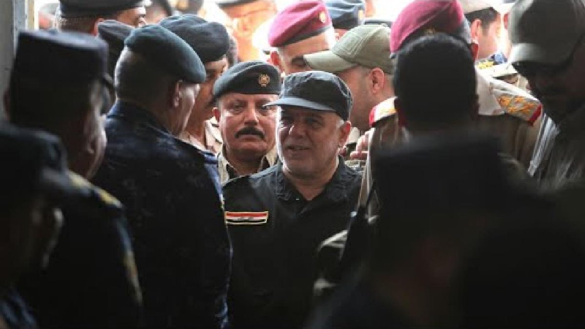 ?? Iraq: PM celebrates victory over Islamic State group in 'liberated' Mosul