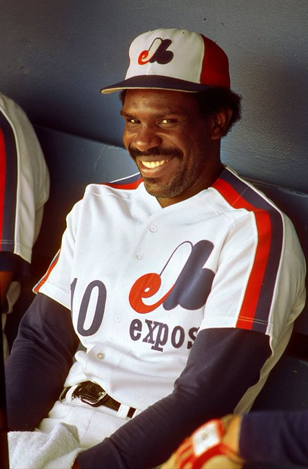 Happy Birthday! Andre Dawson