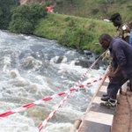 Lorry that plunged into River Nile still missing