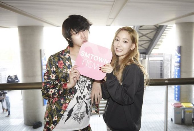 HAPPY BIRTHDAY MY MR. PRESIDENT, KIM HEECHUL! Thanks for taking care of taeyeon-ie~ Live well and stay fab!