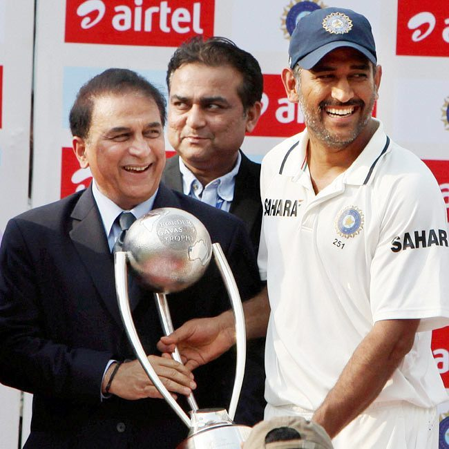 Wish u very happy birthday Sunil Gavaskar Sir..