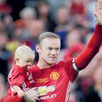 Wayne Rooney may play for EPL side in Dar