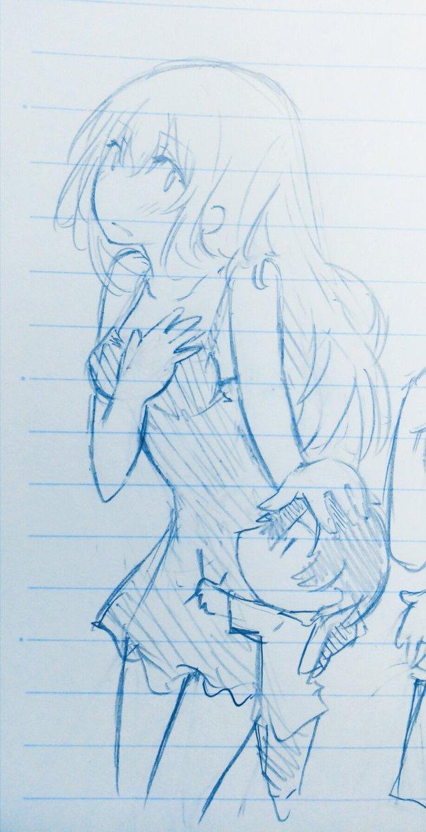 チワワをまともに描いたの初めてかも 小型化鋭太くんが描きたくなっただけ#俺修羅