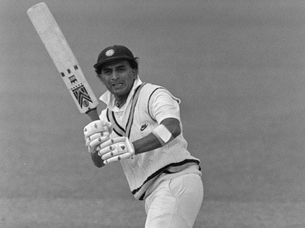 Wish you a Happy Birthday little master Mr. Sunil Gavaskar sir...!