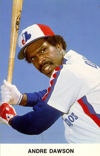 Happy 63rd Birthday to Montreal Expos legend and inductee Andre Dawson!