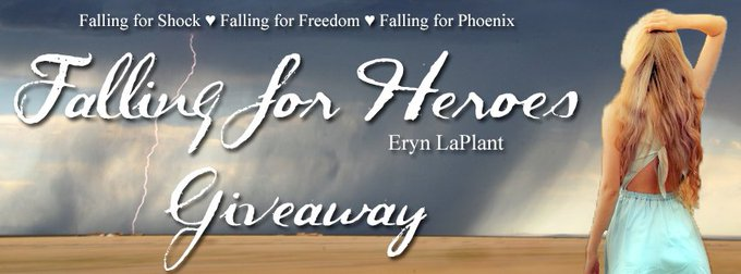 Falling for Heroes Box Set by Eryn LaPlant ❤️ Spotlight & eBook Giveaway ❤️ (Contemporary Romance)