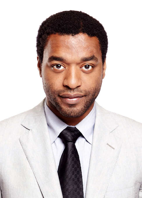 Happy 40th Birthday to the talented Chiwetel Ejiofor