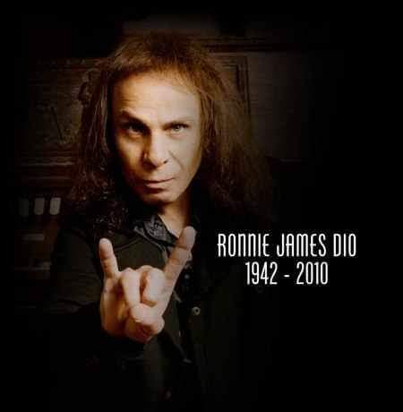 Today we remember the life and music of Ronnie James Dio   Happy 75th birthday  \\m/