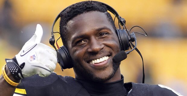 Happy 29th birthday to All-Pro WR Antonio Brown.
