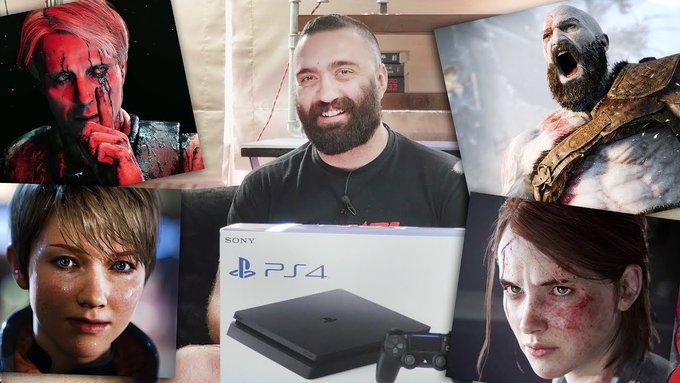 PS4 & GAMES GIVEAWAY (+ TOP 5)
