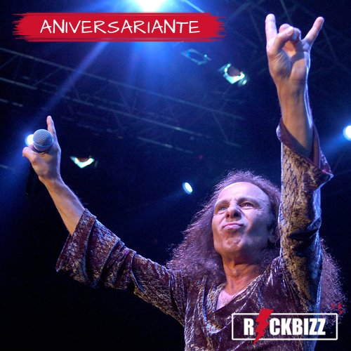 Happy Birthday, Ronnie James Dio! We miss you!