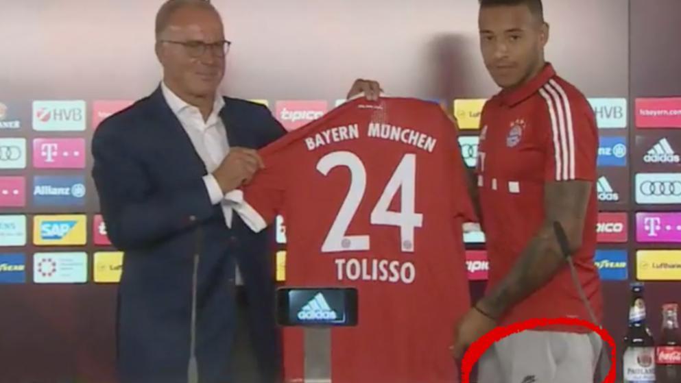 #Tolisso