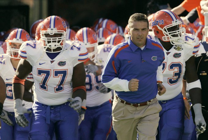 Tampa News Happy Birthday Urban Meyer! Former Florida football coach turns 53