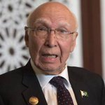 If referendum could be held in Italy and Britain, then why not in Kashmir: Sartaj Aziz