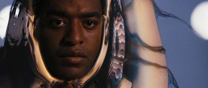 New happy birthday shot What movie is it? 5 min to answer! (5 points) [Chiwetel Ejiofor, 40]
